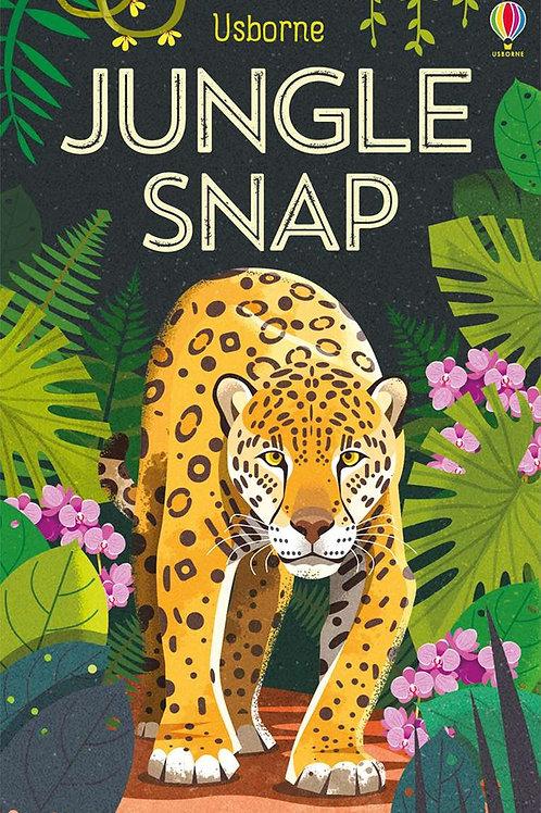 Jungle snap cards usborne