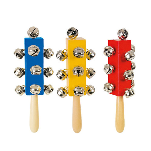 Small Foot Musical - Bell rattle (each)