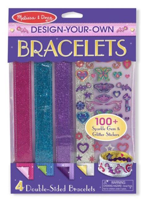 Melissa - Decorate your own bracelet