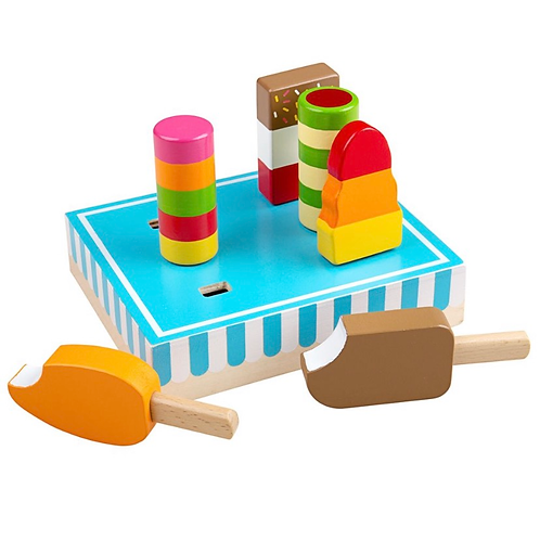 Bigjigs Toys - Wooden Ice Lollies