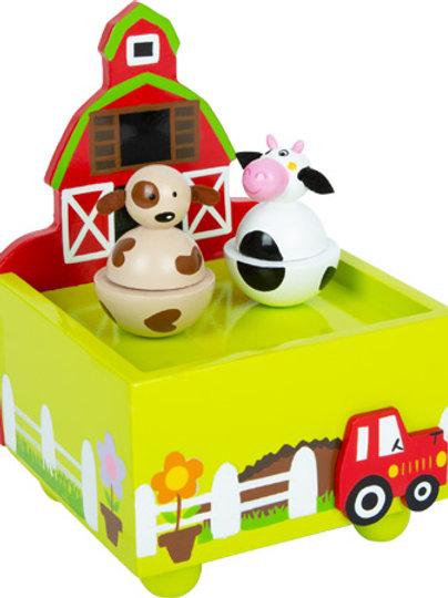 Smallfoot - Farm music box