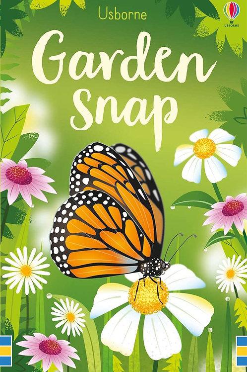 garden snap cards usborne