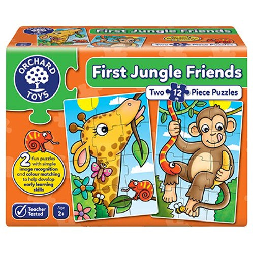Orchard - First jungle friends puzzles