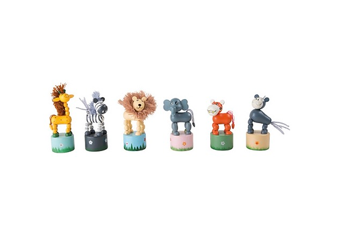 Smallfoot - Movable Press Animals (each)