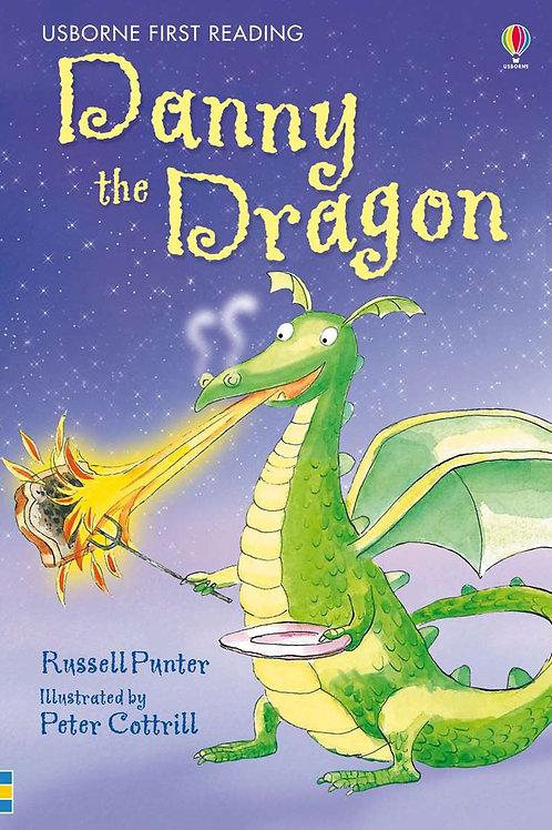 Usborne - Danny the Dragon