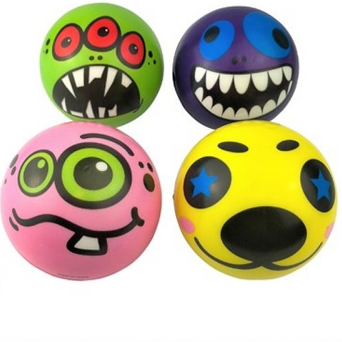Monster foam balls