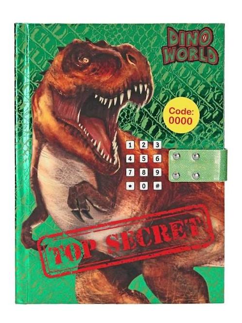 Dinosaur electronic code diary depesche