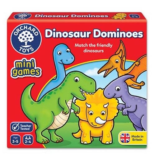 Orchard Mini game - Dinosaur dominoes