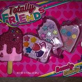 Totally friends - Makeup palette ice lolly