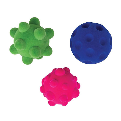 Bigjigs baby soft stress balls