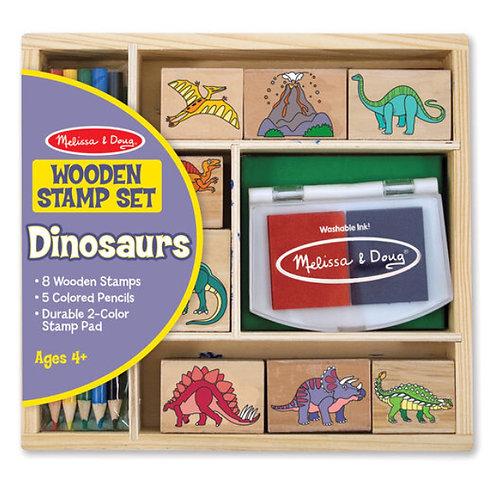 Melissa - Stamp set dinosaurs