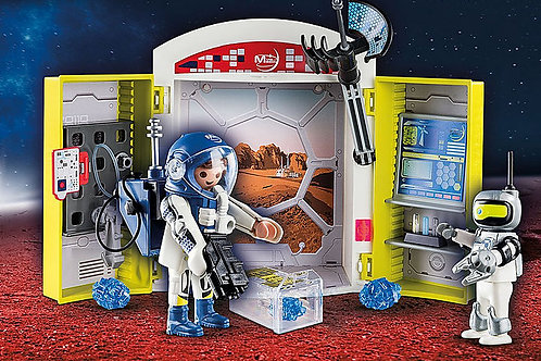 Playmobil - Mars mission playbox