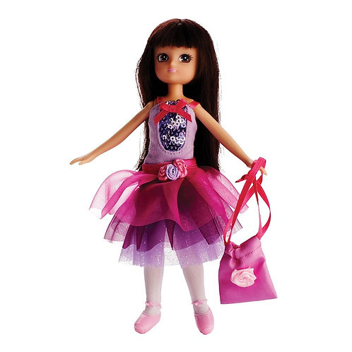 Lottie doll toy ballerina spring ballet