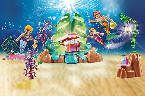Playmobil - Coral mermaid lounge