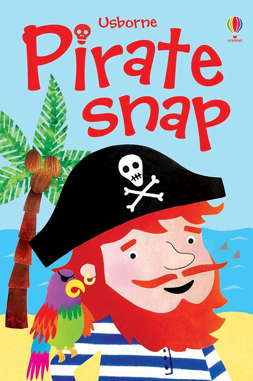 Pirate snap chat usborne