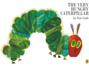 Children Book - The very hungry caterpillar book