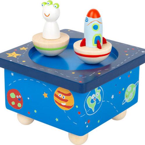 "Smallfoot - Music box ""Space"""