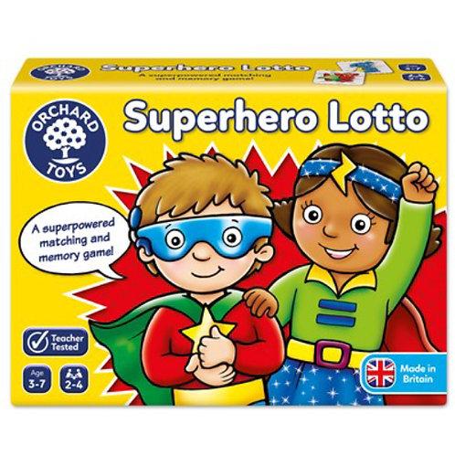 Orchard - Game Superhero lotto