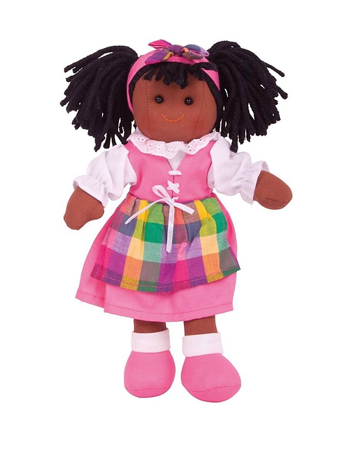 Bigjigs Dolls - Jess Doll