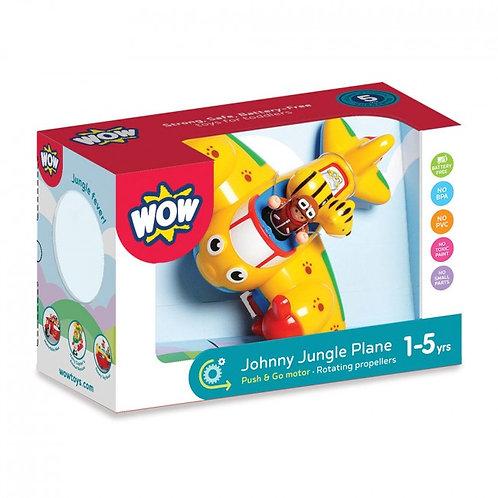 Wow jungle plane toy