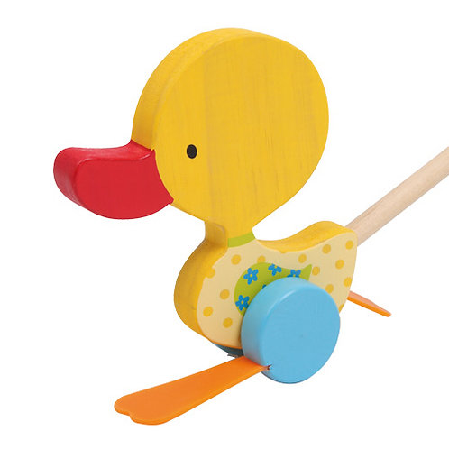 Small Foot Skills - Push along duck