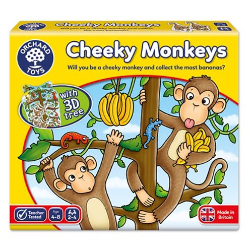 Orchard Game - Cheeky monkeys
