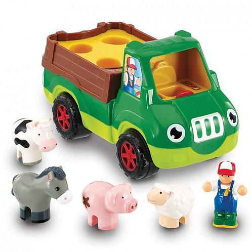 Wow farm truck toy