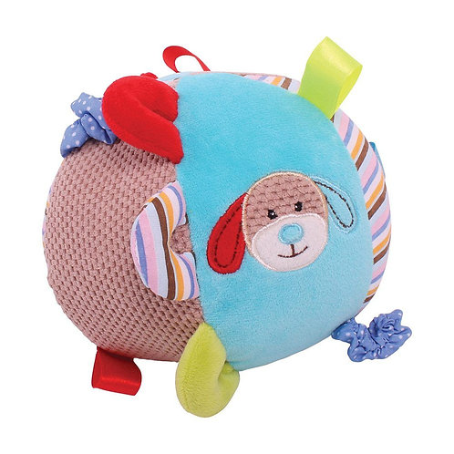 Bigjigs baby soft toy activity ball