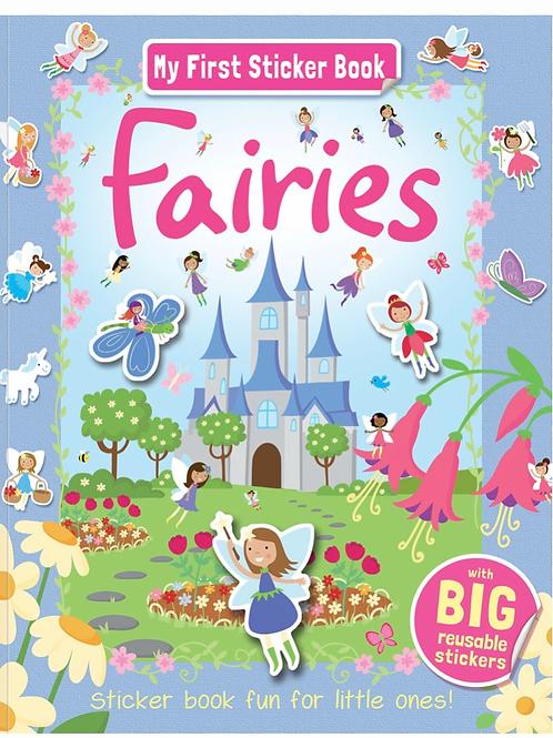 My first fairies sticker book