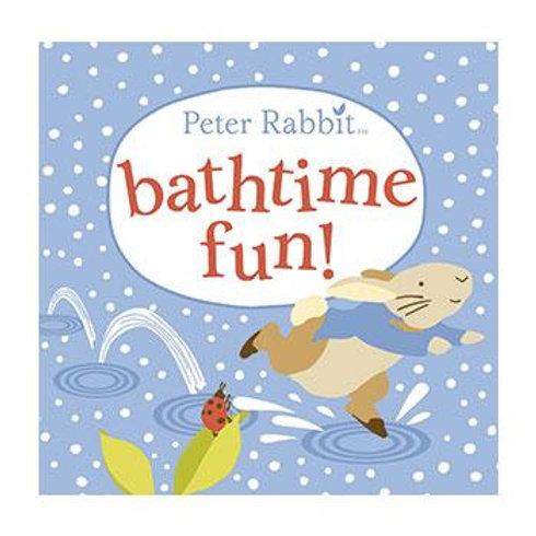 peter rabbit bath book