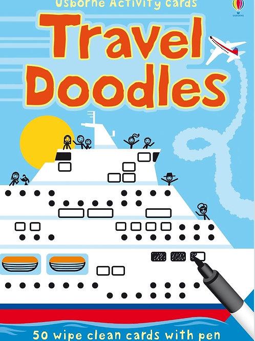 Usborne - Travel Doodles