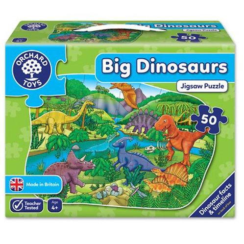 Orchard Jigsaw - Big Dinosaur