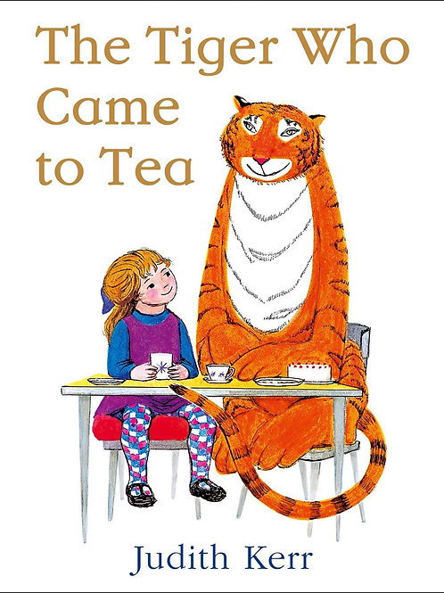 Children's Books  - The Tiger Who Came to Tea