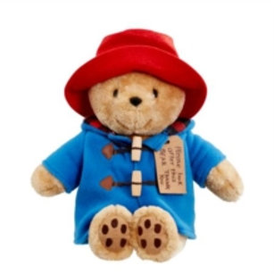 Children Character - Cuddly Paddington bear 11in