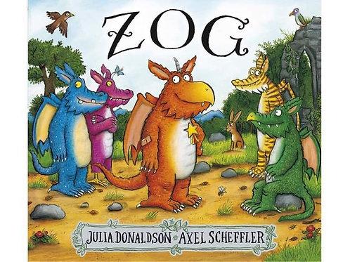 Children's Books - Zog