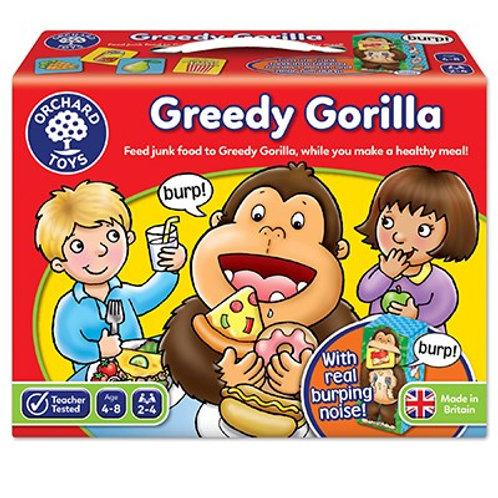 Orchard -Greedy Gorilla
