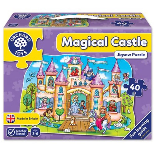Orchard Jigsaw - Magical castle