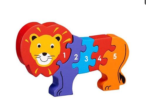 Lanka Kade - Lion 1-5 Jigsaw