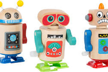 Small foot - Wind up Robot