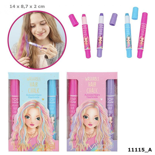 Top Model Washable Hair Chalk Pens