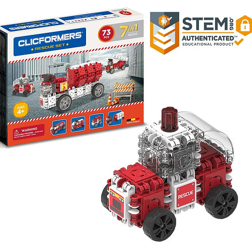 Magformers - Clicformers Rescue Set