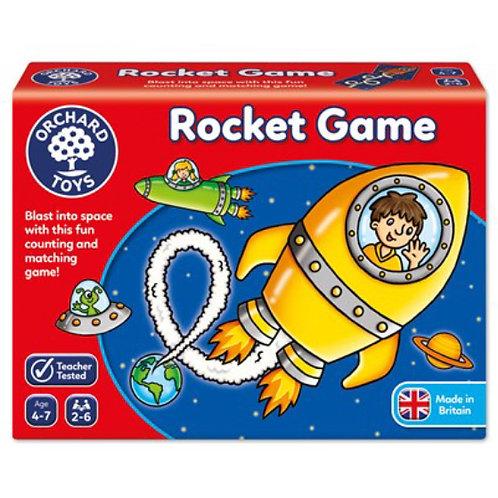 Orchard Game - Rocket game
