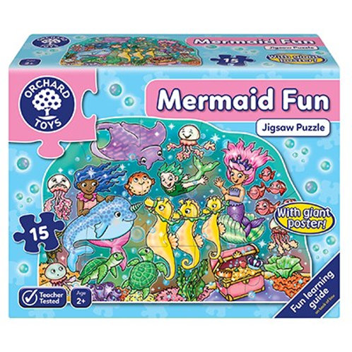 Orchard - Mermaid fun jigsaw puzzle