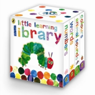 Baby Books - Little Library The very hungry caterpillar
