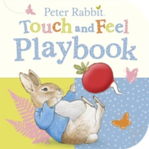 Peter rabbit baby book touch and feel