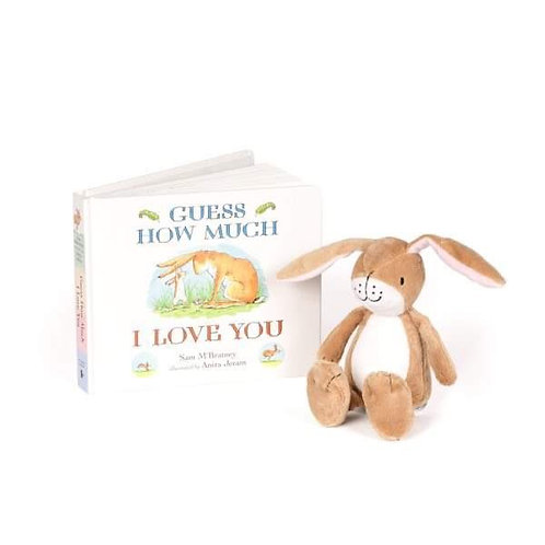 Baby Books - Guess How Much I Love You - Colours