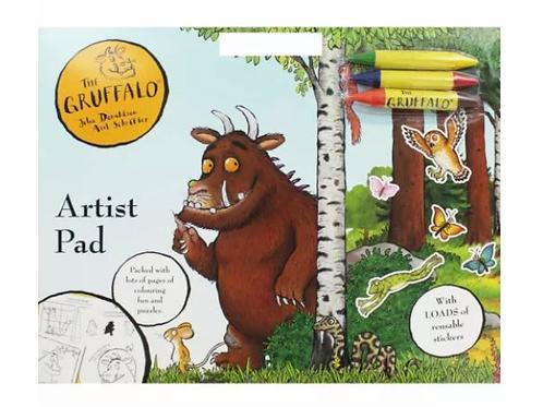The gruffly artist pad