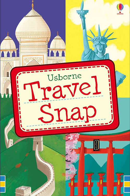 Travel snap cards usborne