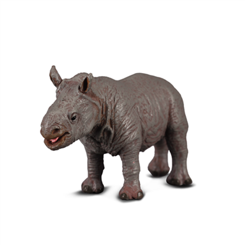 CollectA - White rhinoceros calf