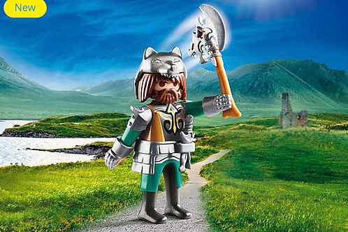 Wolf warrior toy figure playmobil